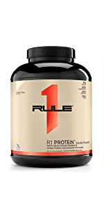 R1 Naturally-Flavored Protein