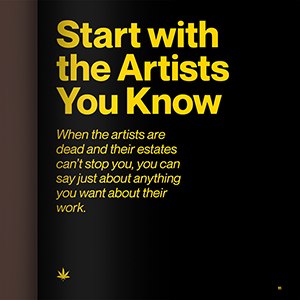 High Art: The Definitive Guide to Getting Cultured with Cannabis