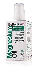Magnesium Oil Sensitive Spray