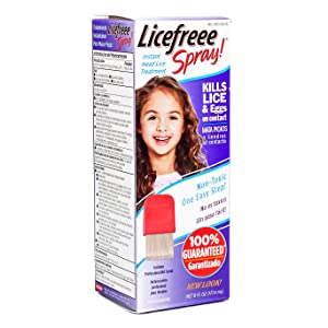 licefreee lice free treatment spray remedy nix rid vamousse