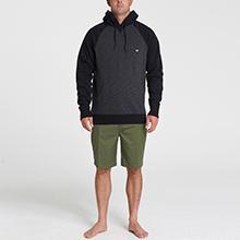 front pocket fleece, mens sweatshirt, Billabong sweatshirt
