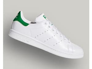 pretty nice 3cd00 42b58 Amazon.com | adidas Originals Men's Stan Smith Trainers US9 ...