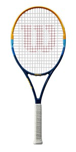 prime; racket; tennis racket; tennis; racquet; tennis racquet; recreational tennis racket; adult