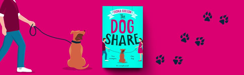 The Dog Share, Fiona Gibson, When Life Gives You Lemons, Sarah Morgan, Phillipa Ashley, Dogs, Dog