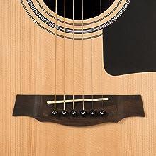Hh 2141 De SchöNer Auftritt Akustische Gitarren Cascha Westerngitarre Bundle Mit Viel Zubehör