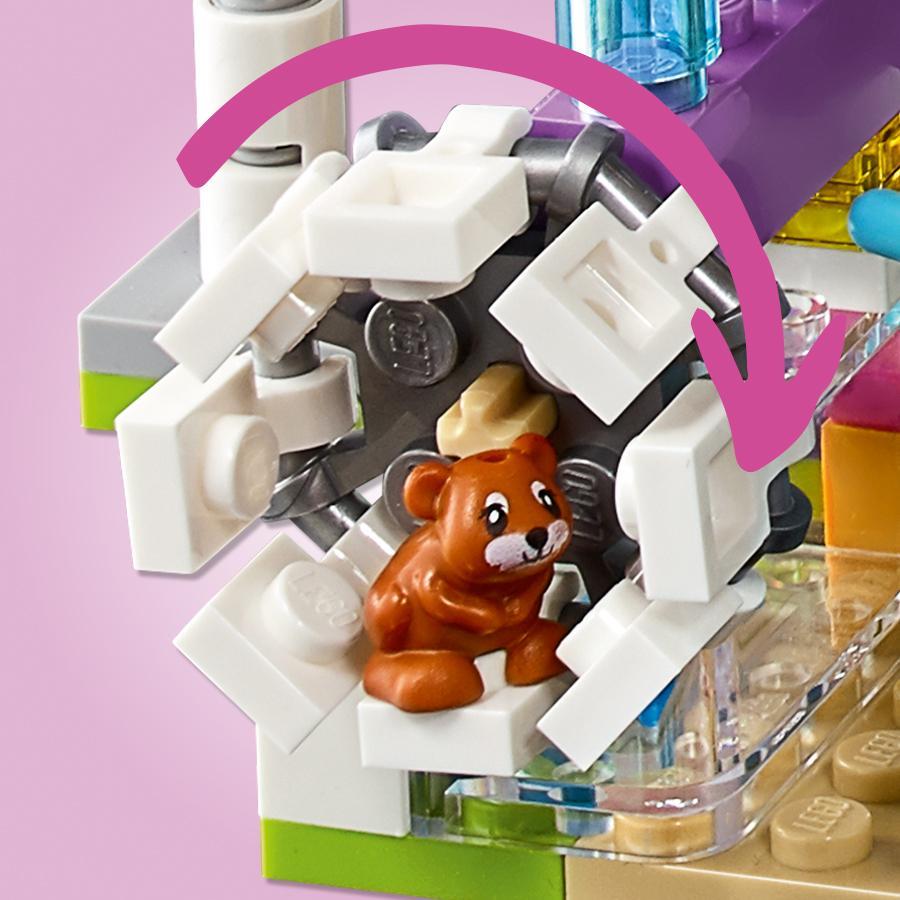 Lego Friends Giochi 41340 La Casa Dellamicizia Ebay