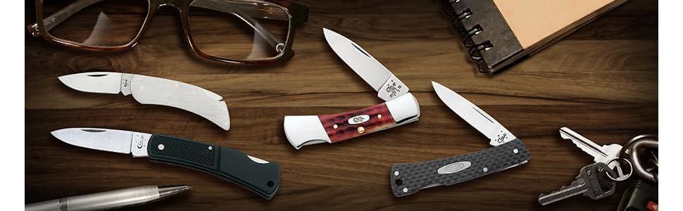 executive lockback, case lockback, small lockback knife, lockback pocket knife, folding knife,