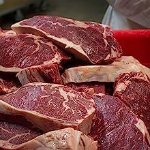 no hormones or antibiotic beef