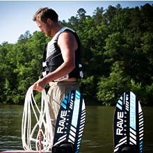 water skis, rhyme skis, water sports, water toys, rave sports, beginner skis,