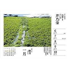 カレンダー2020 七十二候めくり 日本の歳時記