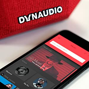 dynaudio app music speakers wifi bluetooth streaming music