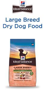 Amazoncom Hills Ideal Balance Adult Natural Dog Food Chicken