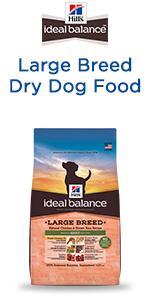 Ideal Balance Dog Food >> Amazon Com Hill S Ideal Balance Adult Natural Dog Food Chicken