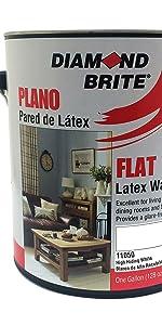 11000 series flat latex paint