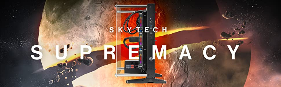 Skytech Supremacy Gaming PC