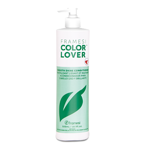 Framesi Color Lover Smooth Shine Conditioner, Ultra-rich daily smoothing conditioner