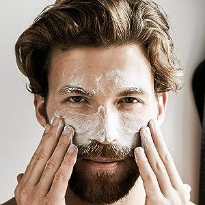 L'Oréal Men Expert Hydra Energy 2 en 1 Shavecare - Crema facial con  guaraná, 125 ml : Amazon.es: Belleza