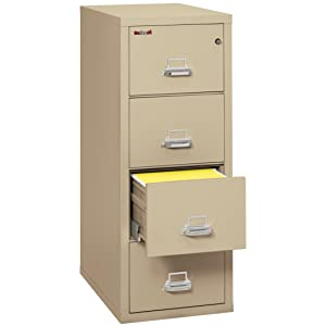 Great Attractive And Functional Fire Resistant Filing Cabinets From FireKing