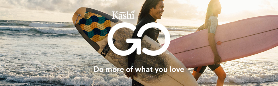 Kashi GO - Do more of what you lovePour - Crunch - Enjoy - Now you're ready