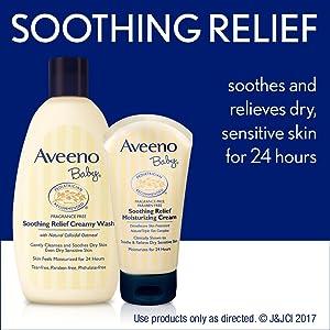 Complete the Wash-Shampoo-Lotion Regimen