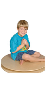 Wood Mega Spinner