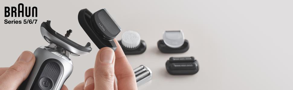 Braun EasyClick Accesorio de Recortadora de Barba de 3 Días para ...