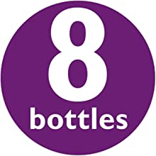 Fitting all sizes of bottles