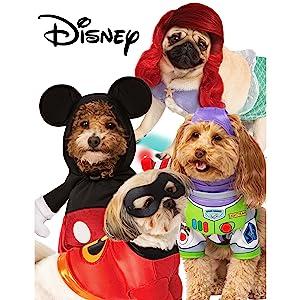 Disney pet costume