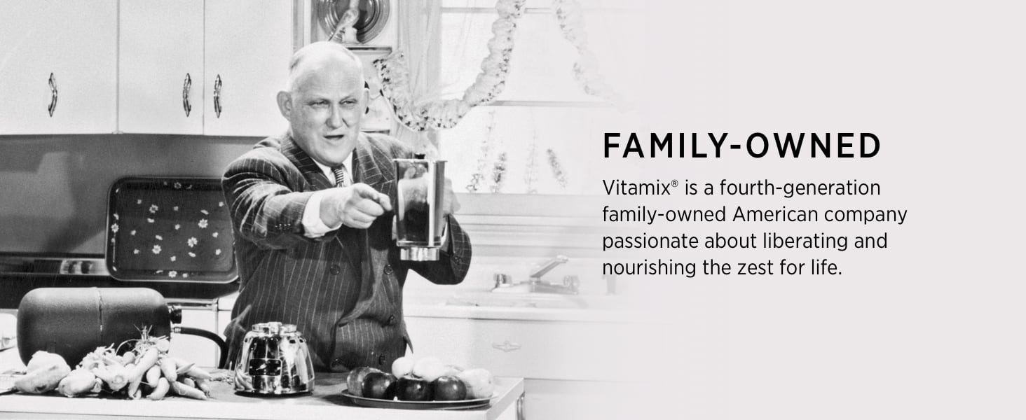 Family-Owned: A fourth-generation family-owned American company.