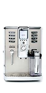 Amazon.com: Gaggia 1003380 Accademia Espresso machine ...