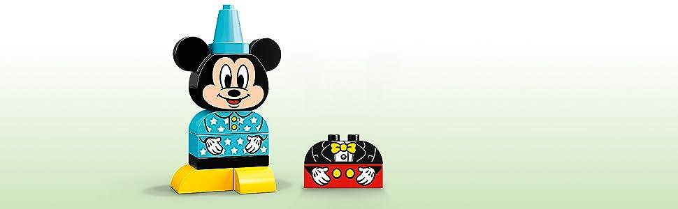 LEGO, DUPLO, Mickey, toys