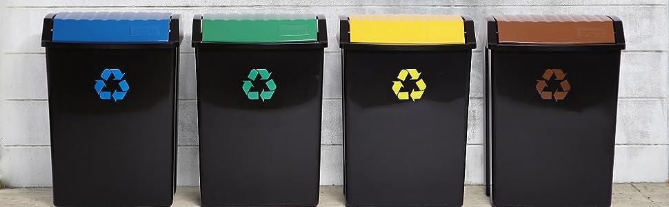 papelera; cubo; basura; cubo cocina; cubo reciclaje; cubo reciclar