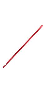 Karat 9.45'' Spoon Straws (6.5mm)