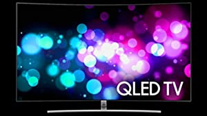 Samsung Q7C Curved QLED 4K TV Quantum Dot