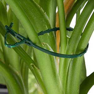 Pflanzenhalter Set 110-teilig Pflanzenbinder Bindedraht Pflanzenclips Rankhilfe
