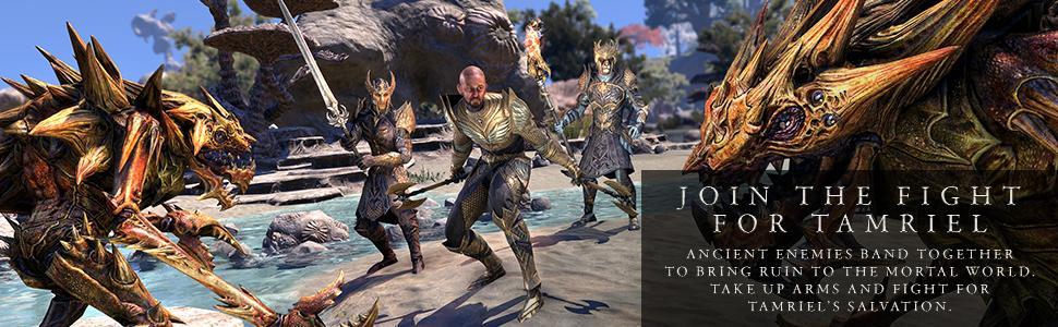 Amazon com: The Elder Scrolls Online: Summerset Upgrade - Xbox One