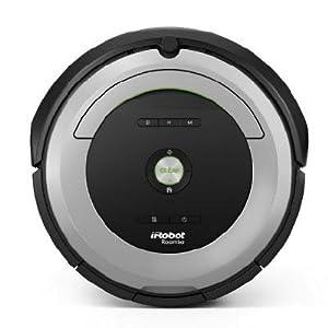 Irobot roomba 680 robot aspirapolvere sistema di pulizia for Roomba aspirapolvere e lavapavimenti