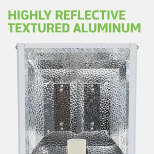Highly Reflective Textured Aluminum
