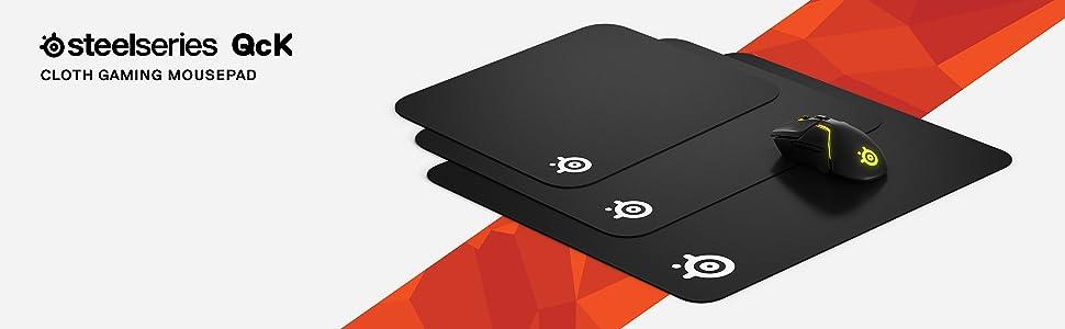 steelseries qck medium mousepad
