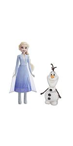 Frozen, frozen 2, elsa, olaf, doll, talking doll, frozen elsa, frozen olaf,
