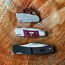 small pocket knife, small lockback, executive lockback, folding knife, everyday carry knife, wr case