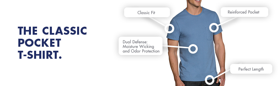 The Classic Pocket T-Shirt