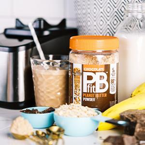 pbfit peanut butter powder vegan peanut butter low fat