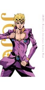 ジョジョの奇妙な冒険 黄金の風 Vol.1 (初回仕様版) (オリジナル手ぬぐい付)