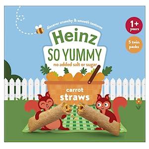 Heinz Infant Snacks