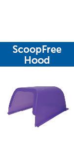 cat litter box litterbox petsafe scoopfree scoop automatic cleaning hood