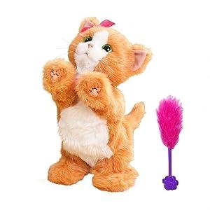 Amazon.es: FurReal friends - Peluche Daisy, mi gatita