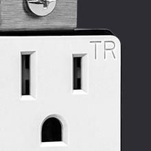 tamper resistant usb outlet