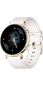 Huawei horloge GT 2; klein; klein; actief; sport; horloge; 42mm; 42mm; zwart