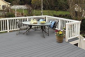 KILZ Interior/Exterior Porch U0026 Patio Latex Floor Paint